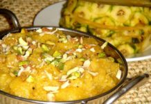 Pineapple-Halwa